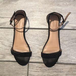 Adorable Express Rhinestone Sandals